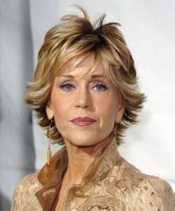 Jane Fonda, 70