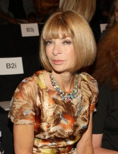 Anna Winour Vogue Editor in Chief
