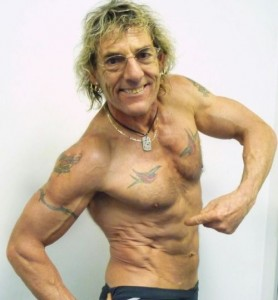 Geoff Higham, Bodybuilder