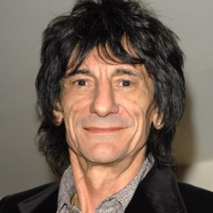 Ronnie Wood-Rolling Stones